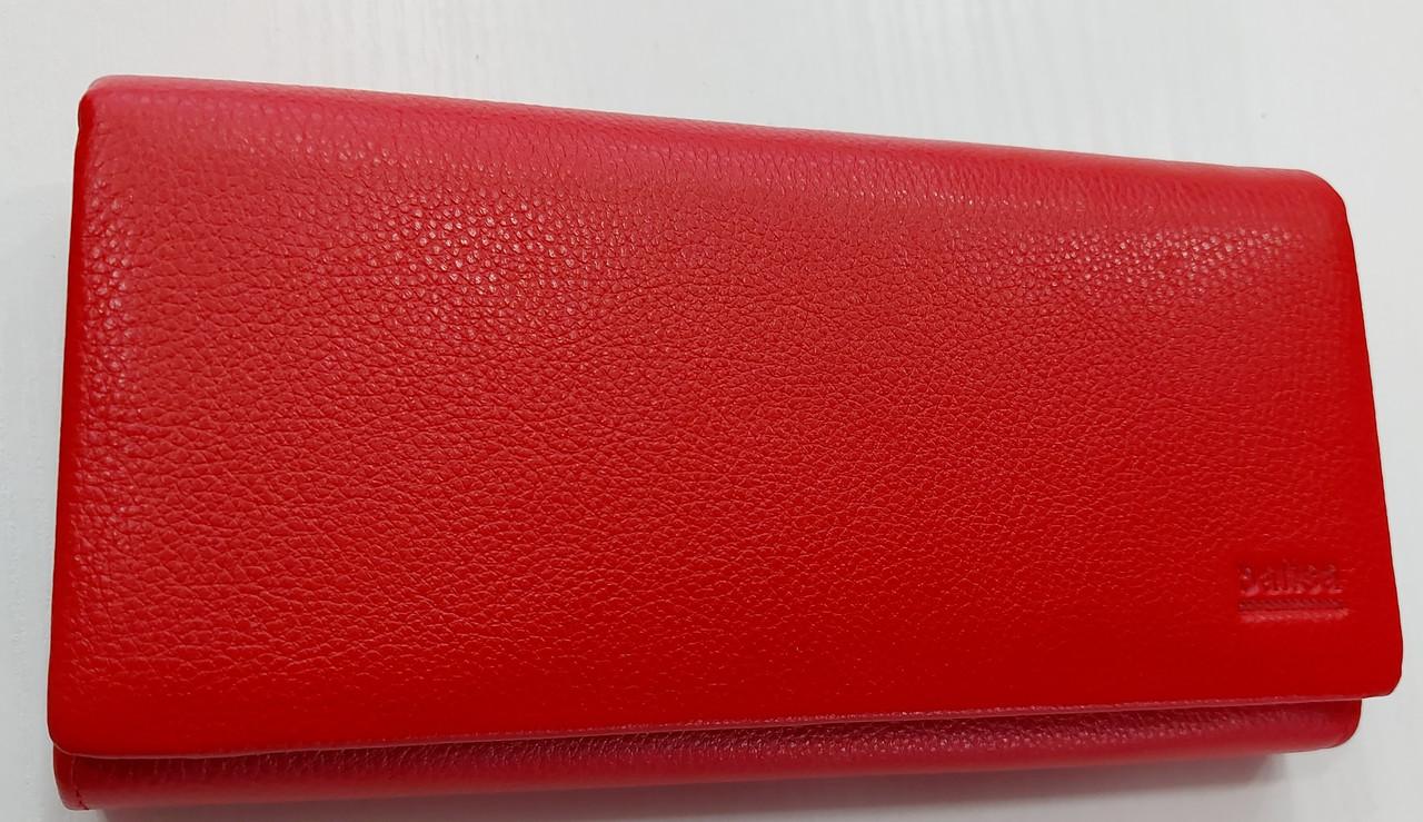 Женский кожаный кошелек Balisa PY-D144 ярко-красный Женские кожаные кошельки БАЛИСА оптом Одесса 7 км