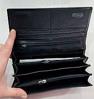Женский кожаный кошелек Balisa PY-D142 черный Женские кожаные кошельки БАЛИСА оптом Одесса 7 км, фото 4
