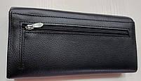 Женский кожаный кошелек Balisa PY-D142 черный Женские кожаные кошельки БАЛИСА оптом Одесса 7 км, фото 5