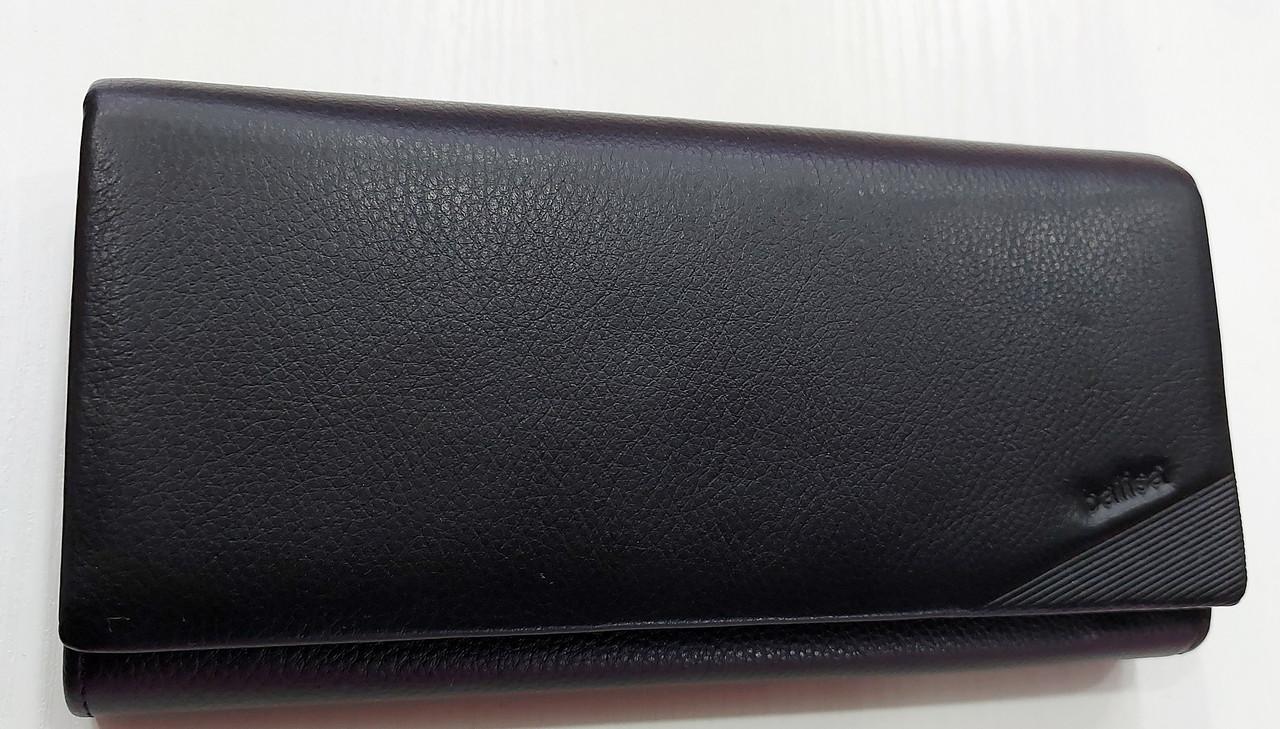 Женский кожаный кошелек Balisa PY-D142 черный Женские кожаные кошельки БАЛИСА оптом Одесса 7 км