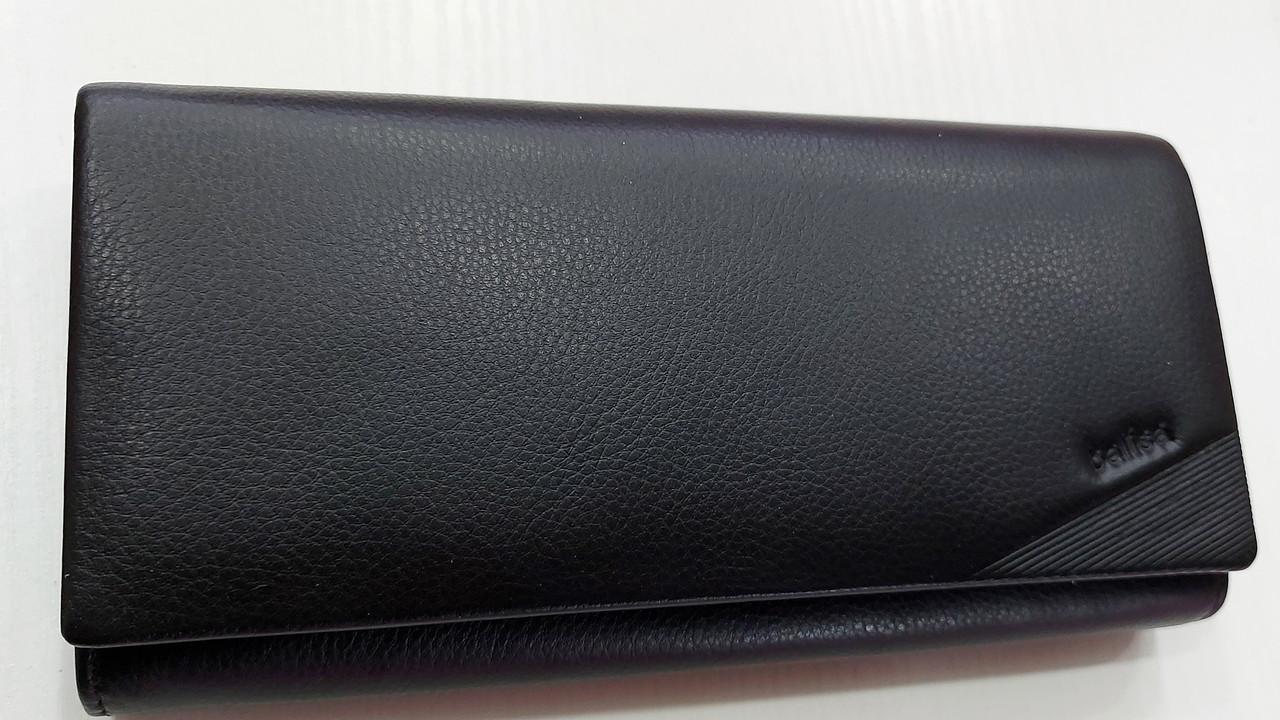 Женский кожаный кошелек Balisa PY-A142 черный Женские кожаные кошельки БАЛИСА оптом Одесса 7 км