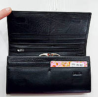 Женский кожаный кошелек Balisa PY-A142 черный Женские кожаные кошельки БАЛИСА оптом Одесса 7 км, фото 4