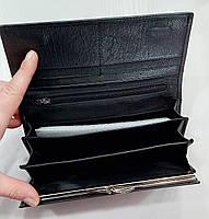 Женский кожаный кошелек Balisa PY-A142 черный Женские кожаные кошельки БАЛИСА оптом Одесса 7 км, фото 3