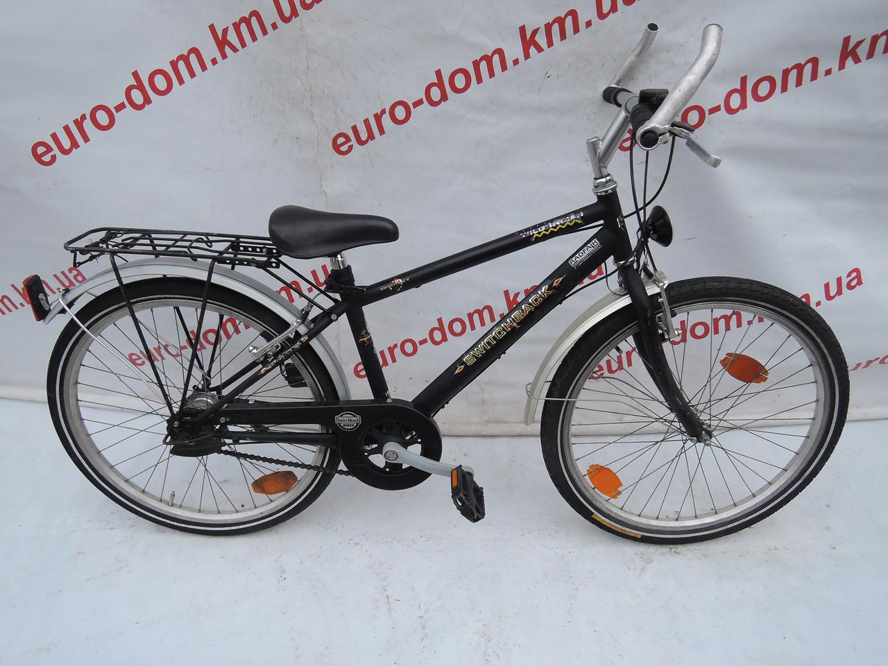 Городской велосипед Swith Back 24 колеса 5 скоростей на планетарке
