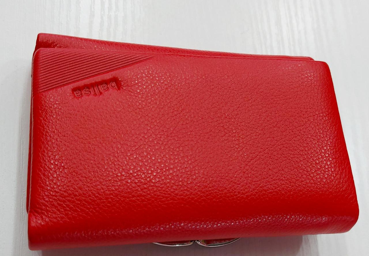 Женский кожаный кошелек Balisa PY-H142 ярко-красный Женские кожаные кошельки БАЛИСА оптом Одесса 7 км