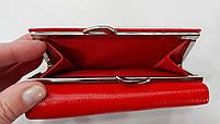 Женский кожаный кошелек Balisa PY-H142 ярко-красный Женские кожаные кошельки БАЛИСА оптом Одесса 7 км, фото 4