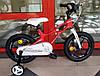 Детский велосипед Royal Baby Space Shuttle 14 Красный