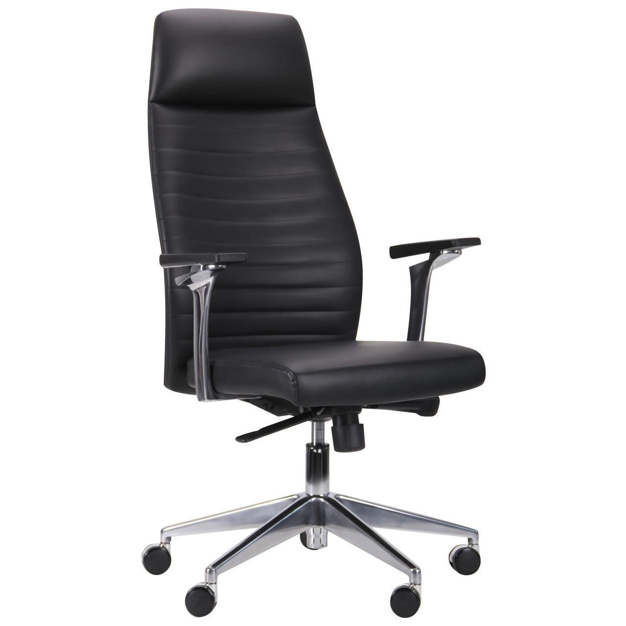 Офисное кресло Ilon HB Black Коллекция Empire, ТМ AMF