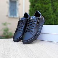 Мужские кроссовки в стиле Calvin Klein Черные