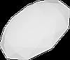Світлодіодний світильник Luxel 500х90мм IP20 з пультом управління 60w (CLCR-60)