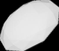Світлодіодний світильник Luxel 500х90мм IP20 з пультом управління 60w (CLCR-60), фото 1