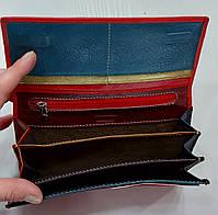 Женский кожаный кошелек Balisa 149-586 красный Женские кожаные кошельки БАЛИСА оптом Одесса 7 км, фото 4