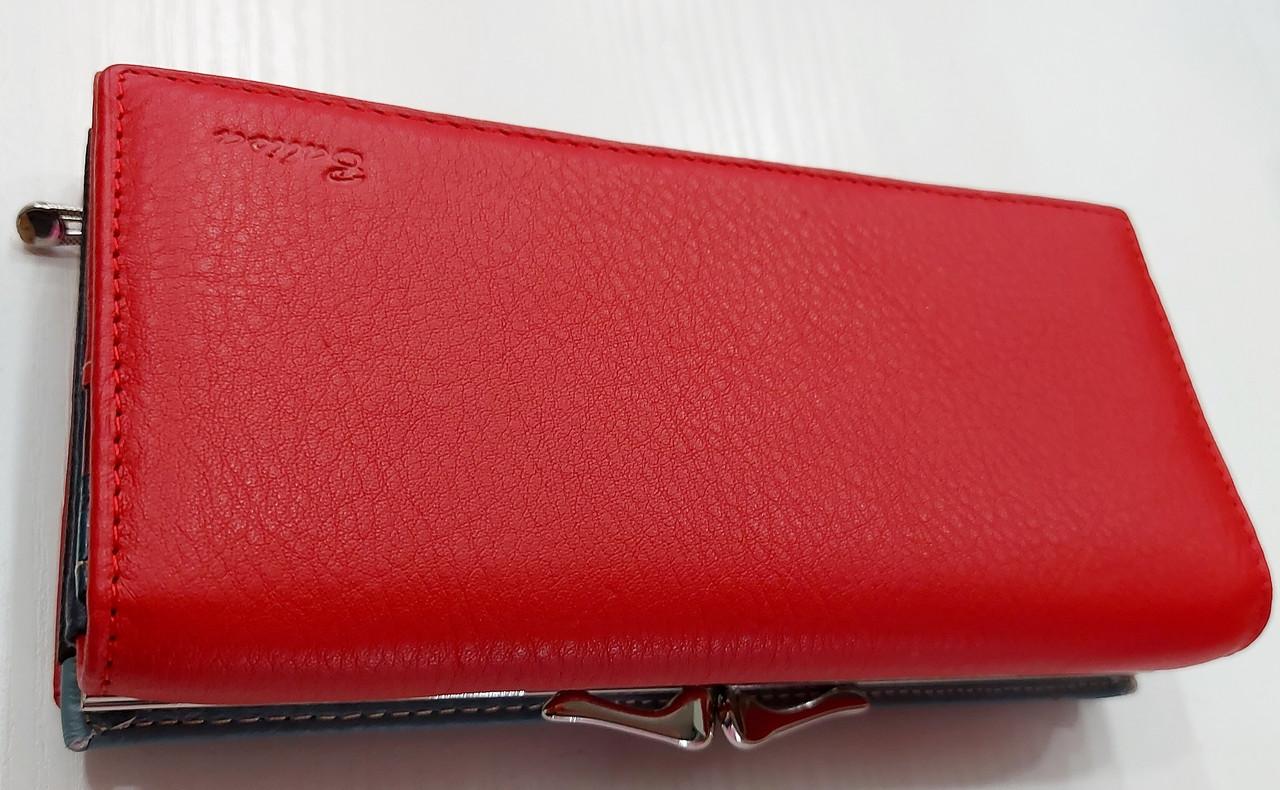 Женский кожаный кошелек Balisa 149-586 красный Женские кожаные кошельки БАЛИСА оптом Одесса 7 км