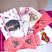 """Подарочный бокс для девушки WOW BOXES """"Love Box №4"""""""