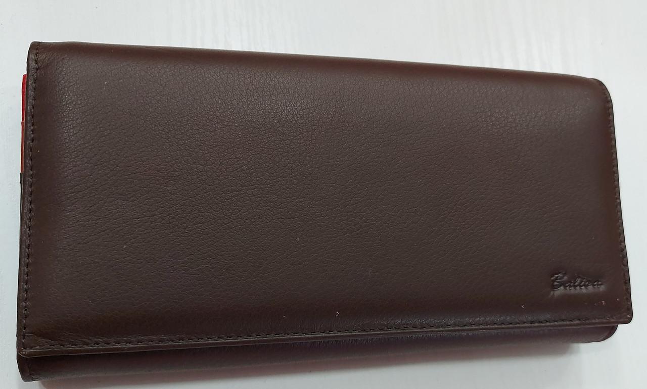 Женский кожаный кошелек Balisa 149-585 коричневый Женские кожаные кошельки БАЛИСА оптом Одесса 7 км
