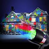 Світлодіодний проектор 12слайдов.Святкове освітлення., фото 7