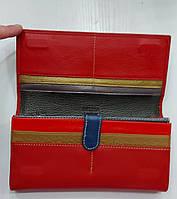 Женский кожаный кошелек Balisa 149-585 красный Женские кожаные кошельки БАЛИСА оптом Одесса 7 км, фото 2