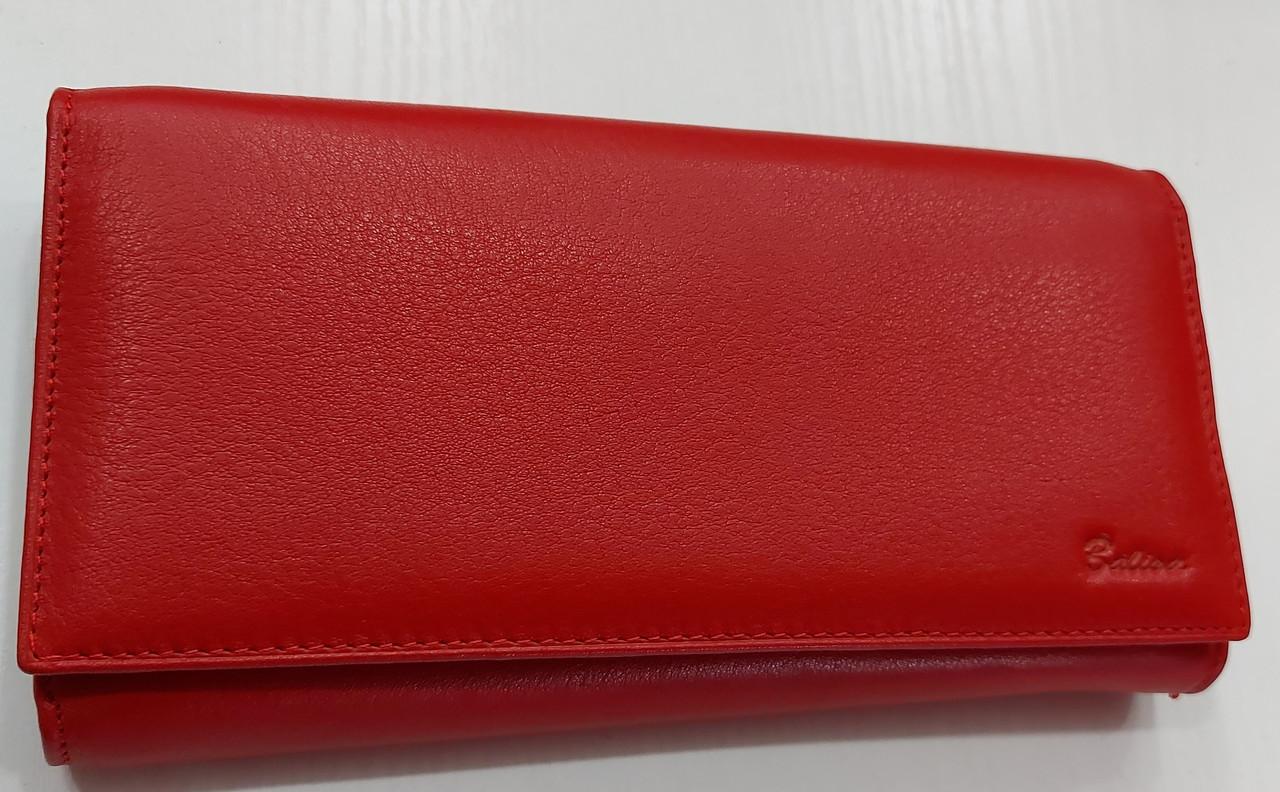 Женский кожаный кошелек Balisa 149-585 красный Женские кожаные кошельки БАЛИСА оптом Одесса 7 км