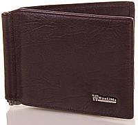Удобный и практичный кожаный зажим для денег  WANLIMA (ВАНЛИМА) W61040670967