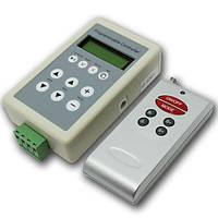 Программируемый контроллер RGB c радиоуправлением RF6-PROG