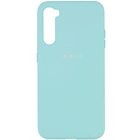 Уценка Чехол Silicone Cover Full Protective (A) для OPPO Realme 6 Pro