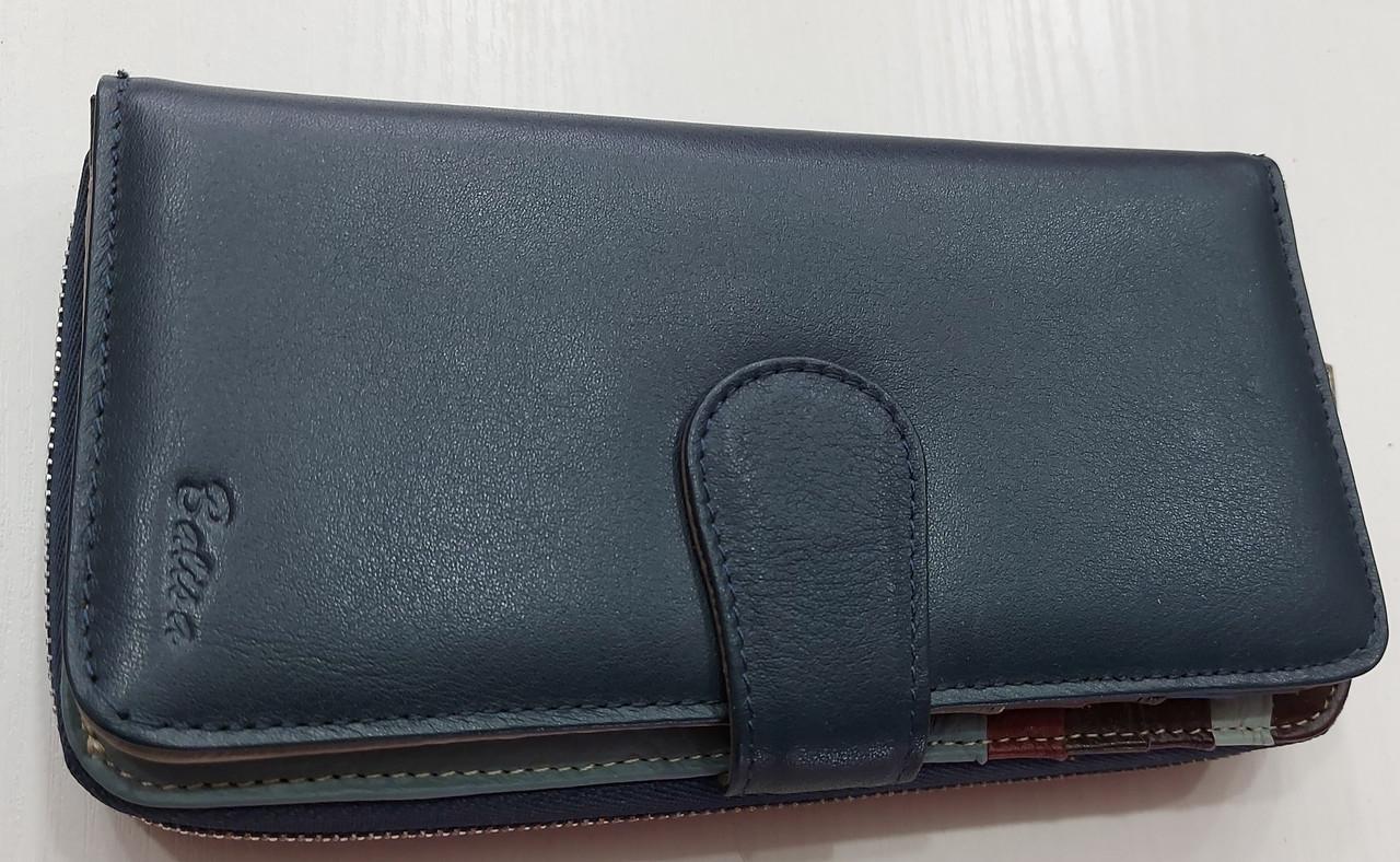 Жіночий шкіряний гаманець Balisa PY-A149 пудра Жіночі шкіряні гаманці БАЛІСА оптом Одеса 7 км