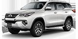 Toyota Fortuner II 2015