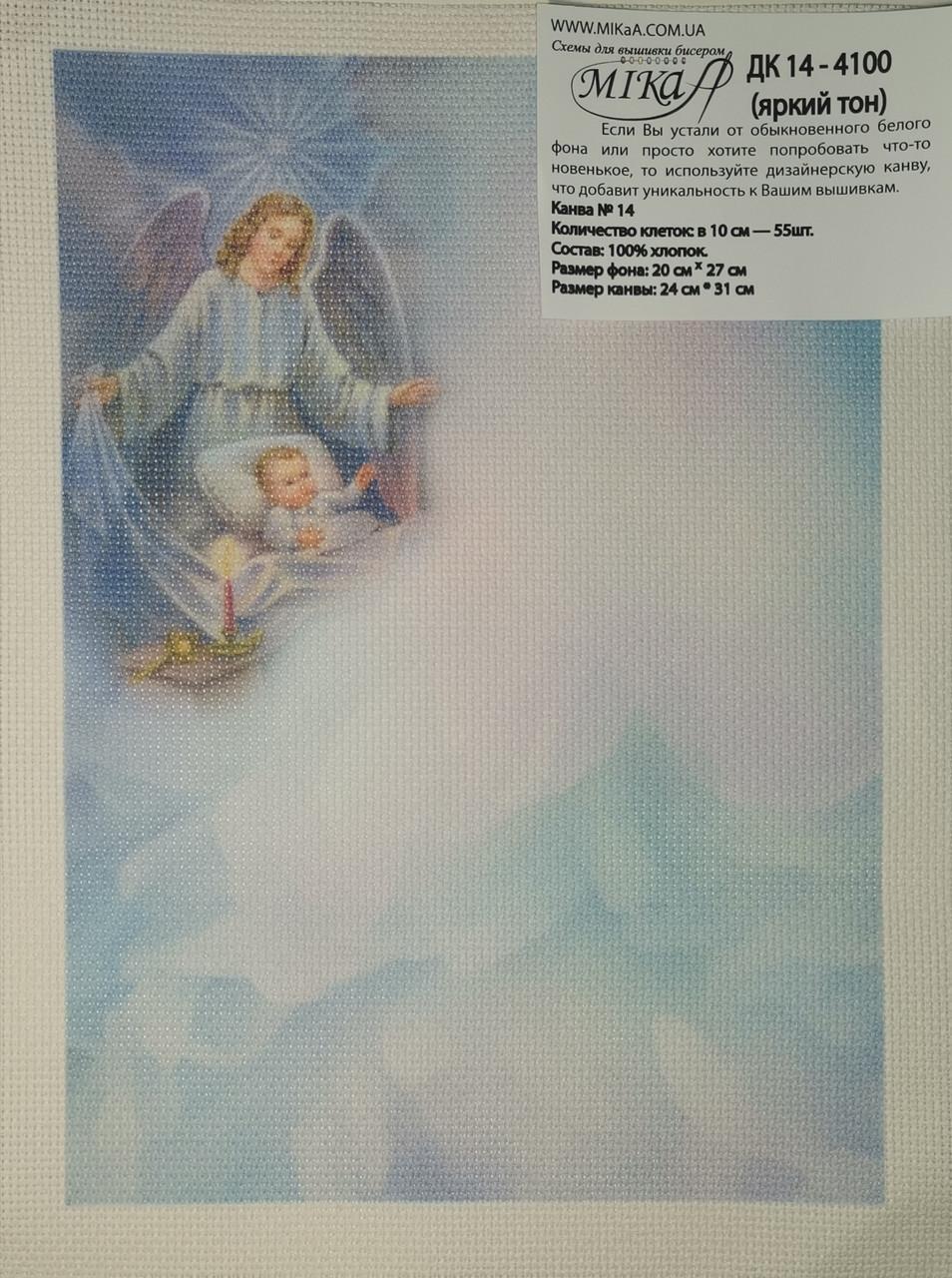 Дизайнерська канва № 14 - ДК 14-4092 б
