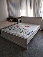 Кровать из дерева ясень (с выставки) в едином екземпляре, 160х200