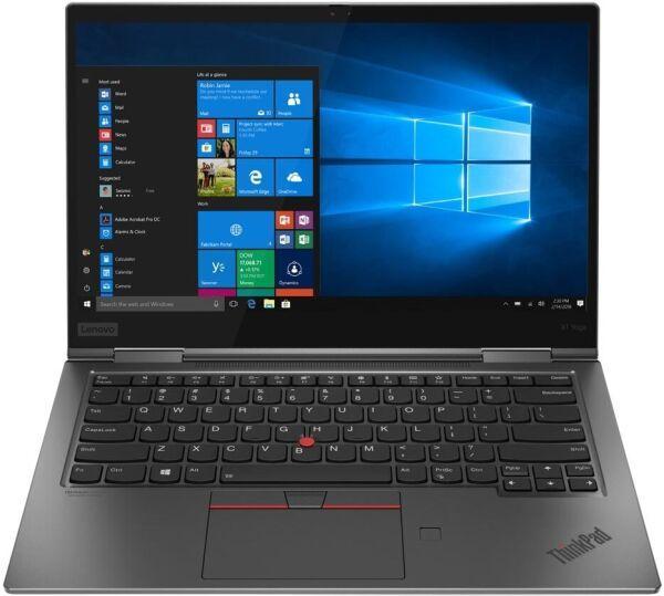 "Lenovo ThinkPad X1 Yoga Core™ i7-8665U 1.9GHz 512GB SSD 16GB 14"" (1920x1080)"