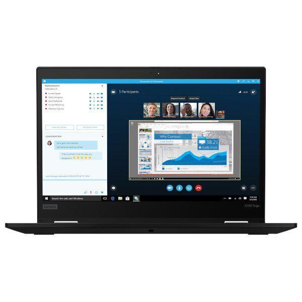 "Lenovo ThinkPad X390 Yoga Core i5-8365U 1.6GHz 512GB SSD 16GB SSD 13.3"" (1920x1080)"
