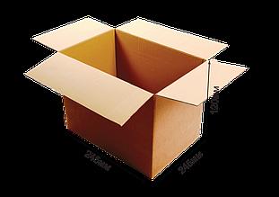 Картонная коробка (гофроящик)  245х245х120 (1,8кг)