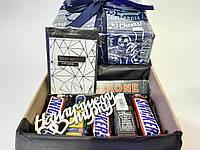 """Мужской сюрприз-подарок """" Наилучшему мужу"""", подарок в boxe + упаковка в подарок"""