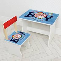 Детский столик со стульчикам Bambi (504)