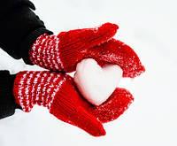 Жіночі рукавички − теплий і доступний комфорт