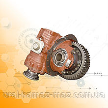 Редуктор КрАЗ задній Z=60х24 222-2402010