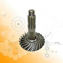 Шестірня ведуча і ведена КрАЗ конічна пара (Z-12/23 зуб.) 256Б-2402020