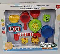 """Игрушка для ванны, игровой набор для купания, Игрушка для ванной Водопад """"Волшебный кран""""  9905"""