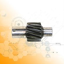 Шестірня ведуча циліндрична КрАЗ (15 зуб.) 65055-2402110