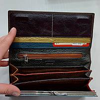 Женский кожаный кошелек Balisa 149-1013 коричневый Женские кожаные кошельки БАЛИСА оптом Одесса 7 км, фото 3