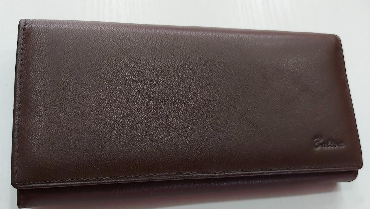 Женский кожаный кошелек Balisa 149-1013 коричневый Женские кожаные кошельки БАЛИСА оптом Одесса 7 км