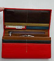 Женский кожаный кошелек Balisa 149-1013 красный Женские кожаные кошельки БАЛИСА оптом Одесса 7 км, фото 2
