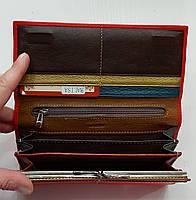 Женский кожаный кошелек Balisa 149-1013 красный Женские кожаные кошельки БАЛИСА оптом Одесса 7 км, фото 3