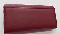 Женский кожаный кошелек Balisa 149-1013 бордовый Женские кожаные кошельки БАЛИСА оптом Одесса 7 км, фото 4