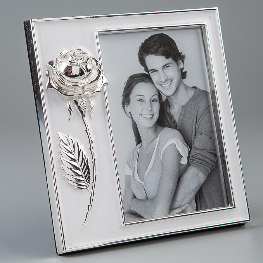 Фоторамка настільна Lefard Троянда для коханої 15х17 см 140C