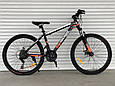 Спортивный горный велосипед Toprider 611 26 дюймов колеса Синий, фото 4