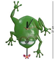 Часы настенные World of Stratford Лягушка 37 см 1903129