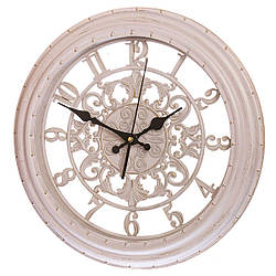 Часы настенные 133A/cream