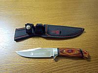 Качественный нож охотничий Columbia SB68 с чехлом