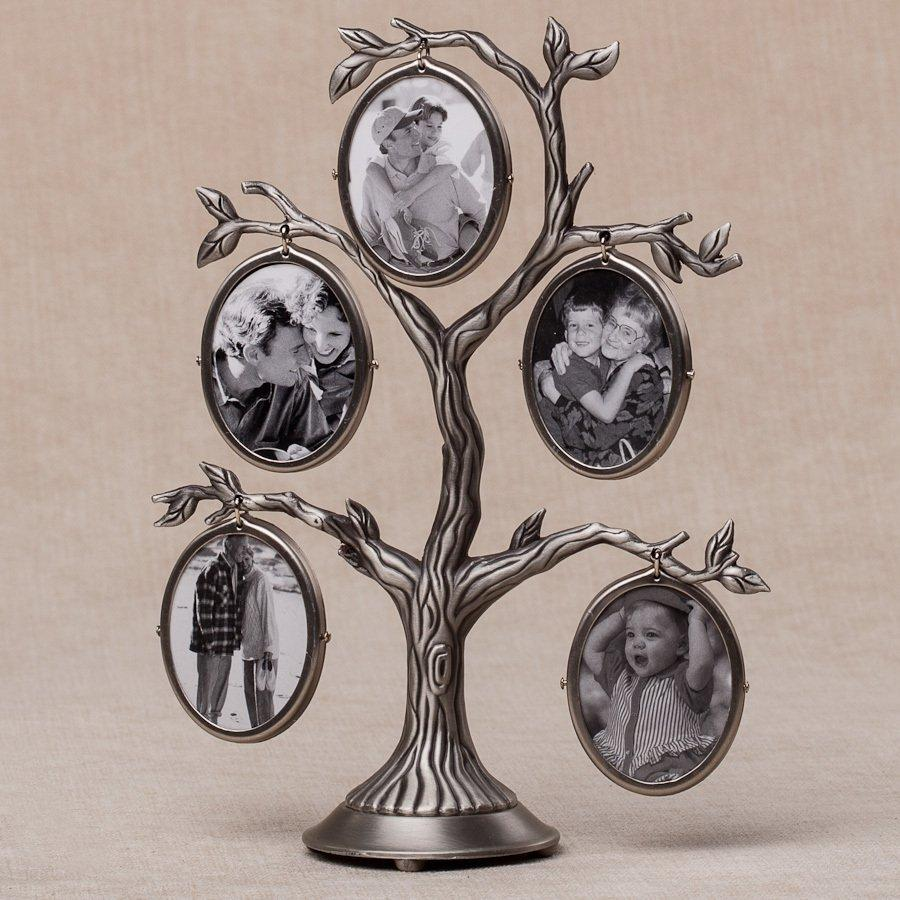 Фоторамка настільна Lefard Семейное дерево 28 см 1057C